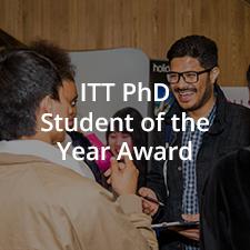 ITT PhD Student of the Year Award